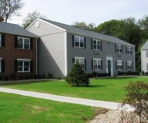 Building, Village View Apartments