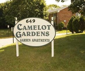 Building, Camelot Gardens