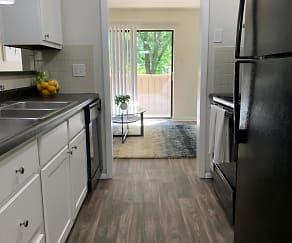 Kitchen, Mountain View