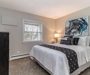 Bedroom, Element Hoover