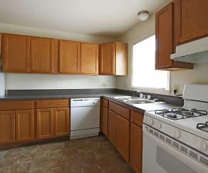 Kitchen, Waypoint at Uptown