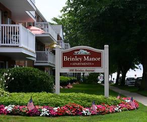 Community Signage, Brinley Manor, LLC