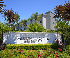 Community Signage, Meridian Pointe