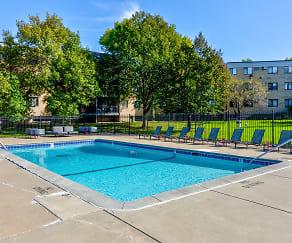 Pool, Eagan Place Apartments