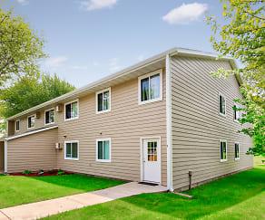 Building, Ashland Willow Creek Apartments