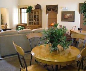 Dining Room, Rosemont at Palo Alto