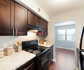 Kitchen, Northshore Flats