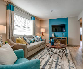 Living Room, The Ashley Columbia