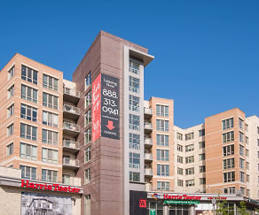 Building, West Broad