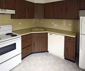 Kitchen, Wynterbrooke Estates