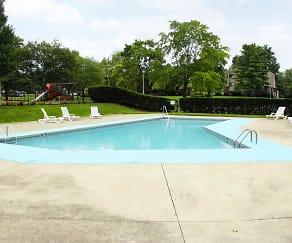 Pool, Riverlodge Apartments