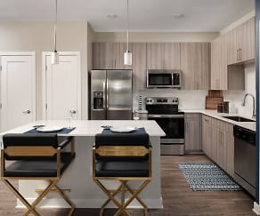 Kitchen, Solaya Luxury Apartments