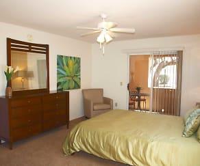 Bedroom, Pusch Ridge