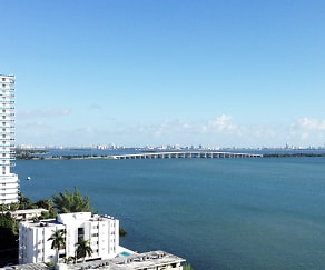 View, 22 Biscayne Bay