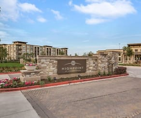 Highpoint At Cypresswood Apartments, Cypress, TX
