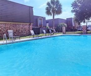 Pool, Normandy Apartments