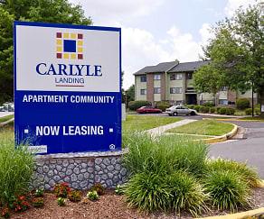 Community Signage, Carlyle Landing