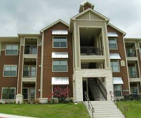Building, Harris Branch Apartments