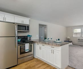 Kitchen, Edgewood Court