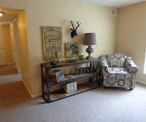Living Room, Community Place