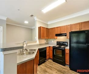 Kitchen, Legacy Ridge
