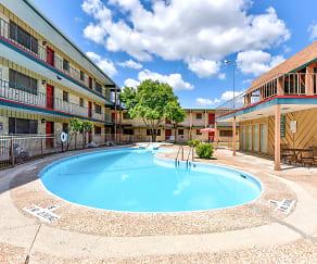 Pool, Birchleaf