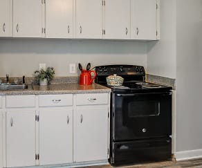 Kitchen, Briardale Apartment Homes
