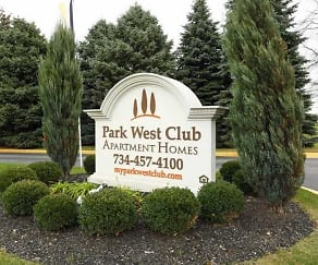 Community Signage, Park West Club