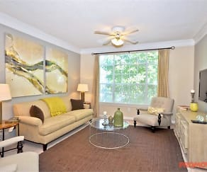 Living Room, Parc at Perimeter