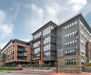 Building, West End Flats
