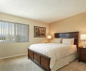 Bedroom, Eagles Nest