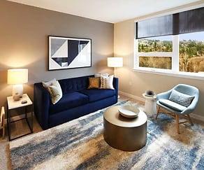 Living Room, Avalon Newcastle Commons