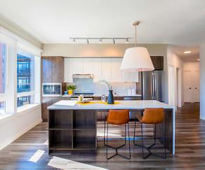Kitchen, Glasshouse Pittsburgh