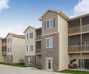 Building, Prairie Rapids