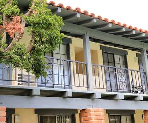 Building, Tustin Villas