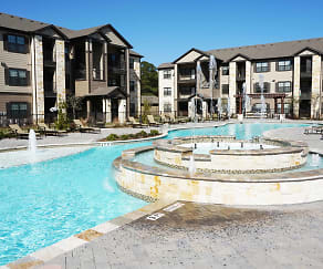 Pool, The Willow Creek Apartments