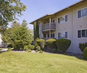 Building, Hilltop Garden - Redding California