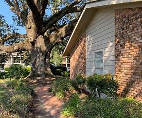 Building, Magnolia Oaks Apartments