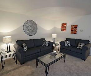 Living Room, Covington Square on Vale Park