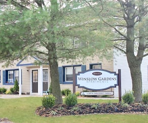 Community Signage, Winslow Gardens