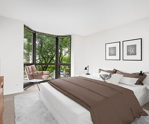 Bedroom, 1000 North LaSalle