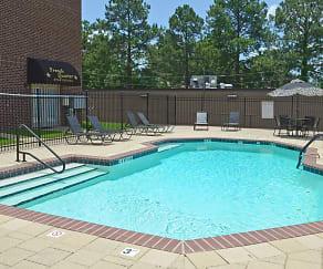 Pool, French Quarter Apartments
