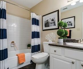 Bathroom, Madison Brookhaven