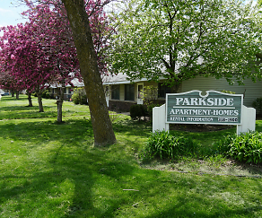 Community Signage, Parkside Townhomes