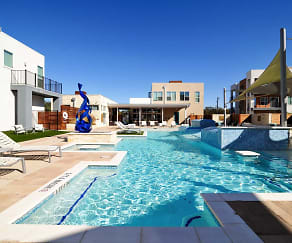 Pool, Oso Verde Student Apartments