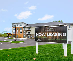 Community Signage, The Residences at Chagrin Riverwalk East