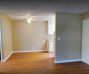 Dining Room, Magnolia Place