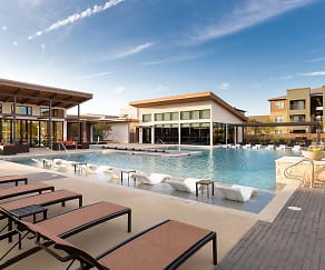 Pool, The Davis