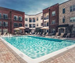 Pool, Vintage Tollgate