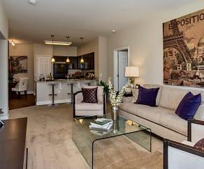 Living Room, Green Leaf Rockrimmon